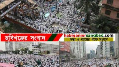 Photo of হেফাজতের সমাবেশ ঢাকায়