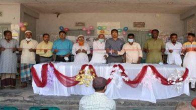 Photo of আজমিরীগঞ্জের পল্লীতে ডাচ্ বাংলা এজেন্ট ব্যাংকিং শাখার উদ্বোধন