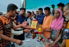 Photo of কাগাপাশায় আনন্দ স্পােটিং ক্লাবের উদ্যোগে  মিনি ফুটবল টুর্নামেন্টের ফাইনাল অনুষ্ঠিত হয়েছে