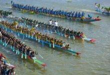 Photo of ঐতিহ্যবাহী বানিয়াচংয়ের  নৌকা বাইচ সম্পন্ন